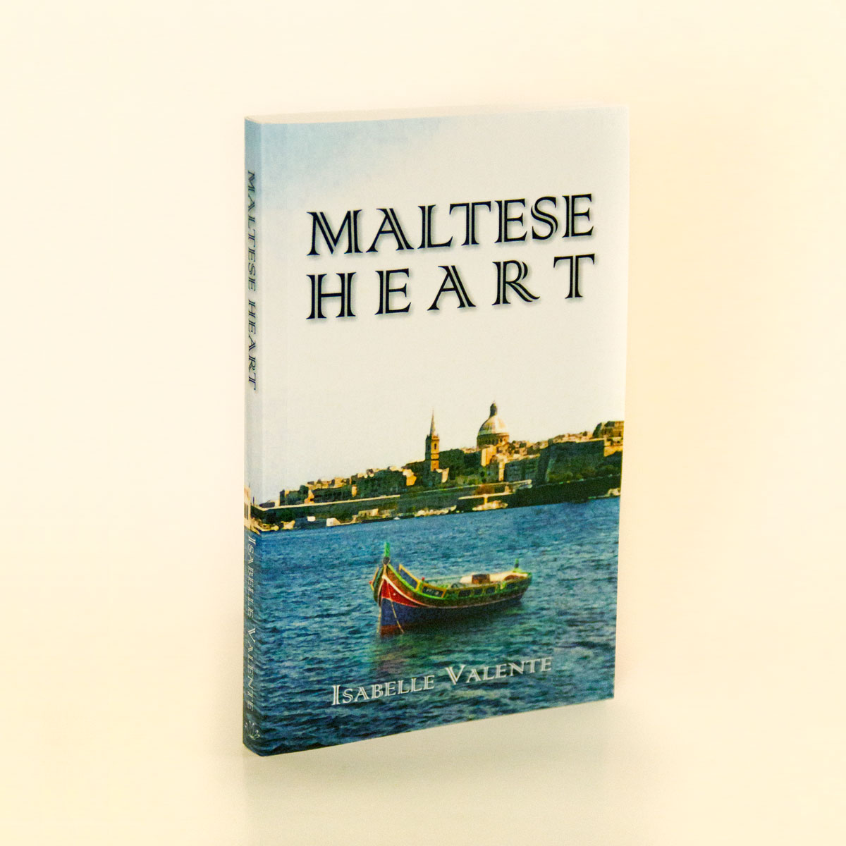 Maltese Heart Book